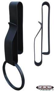 New Zak Tool ZT52 Police Duty Tactical Key Ring Holder Fits 2 25 Belts USA Made | eBay