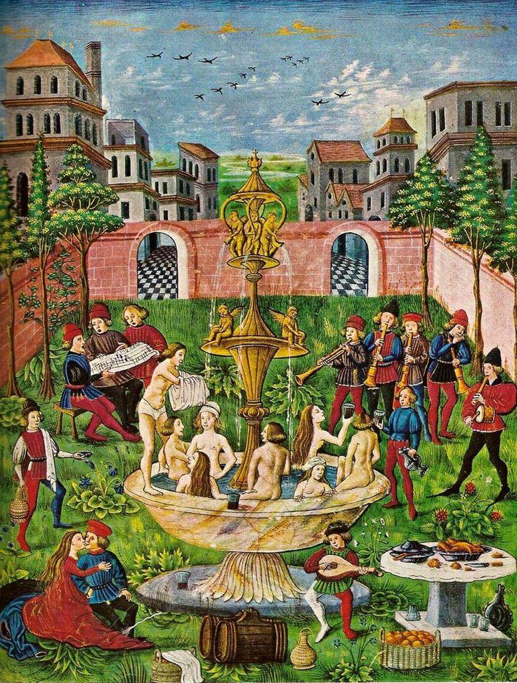 1373 best after jheronimus from 1517 images on pinterest for Jardin des delices j bosch