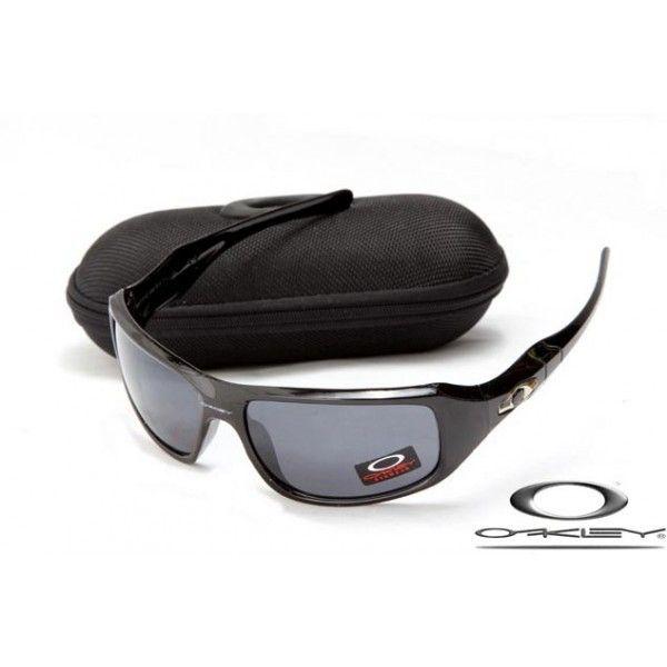 Oakley c six sunglasses with polished black frame/black iridium lens