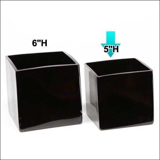 Best images about black glass vases on pinterest
