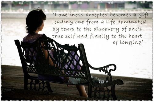Image detail for -Making Friends with Loneliness | Reflections From My Porch Swing