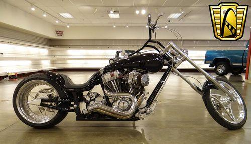 2005 Amen Savior Custom Chopper for sale, Price:$18,000. O'Fallon, Illinois