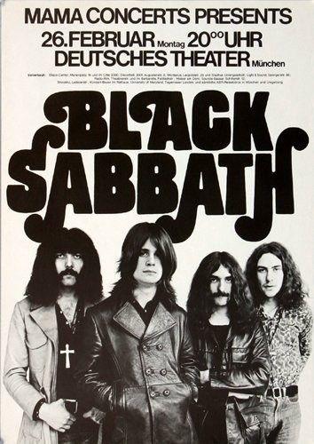 Black sabbath swinging the chain