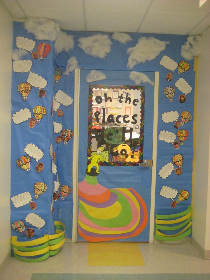 Classroom Ideas To Go ~ Images about oh the places you ll go kindergarten