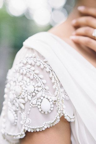 32 Strikingly Beautiful Wedding Dress Details