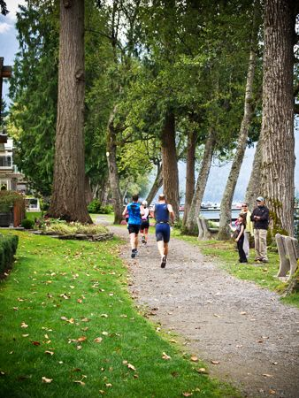 Local Olympic and spirit distance event head in Cultus Lake British Columbia. A good way to finish off the triathlon season in BC