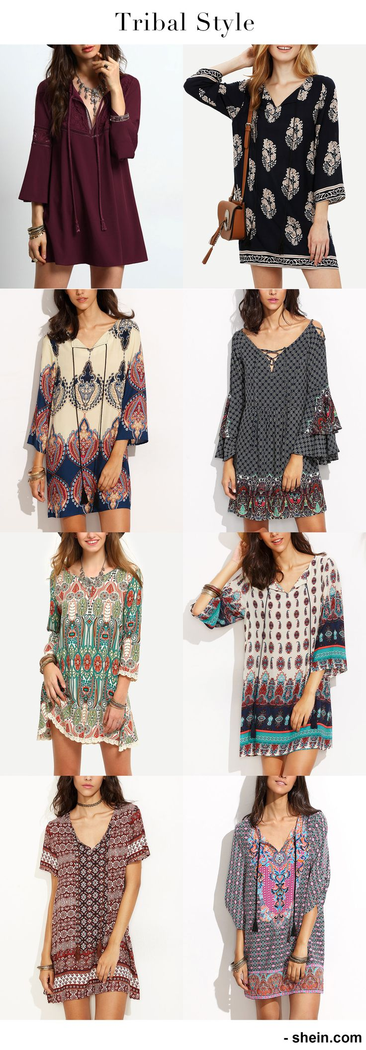 Cheap vintage dress with long sleeve. Start $11.9. 40% off your 1st order!