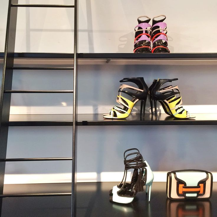 Candy shoes @pierrehardynews #pfw #fashion #shoes
