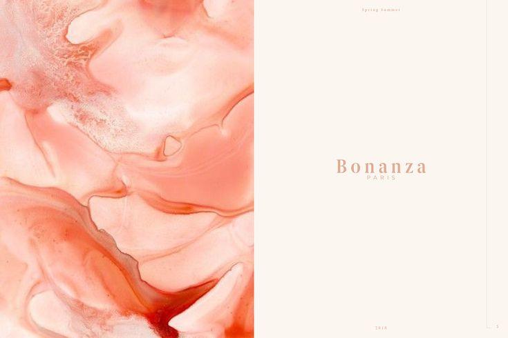 Bonanza Paris on Behance