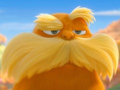 "The beloved 1971 Dr. Seuss book ""The Lorax"" hits the big screen this year.  Take time to read the book that inspired this motion picture."