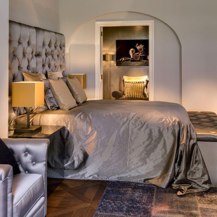 Bed# Custom made # Sleeping # accessoires # Interiors DMF # via # De Beukenhof # Interieur #