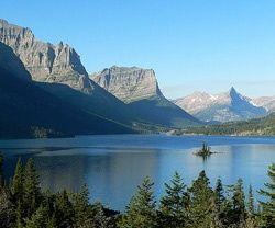 Glacier National Park - Montana USA