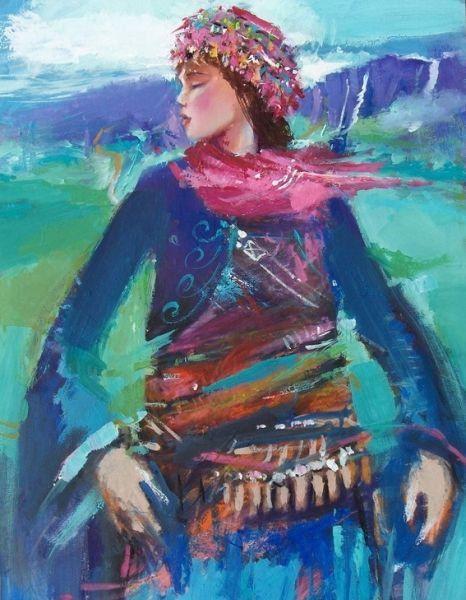 Yörük Ressam Mustafa Ali Kasap Tabloları