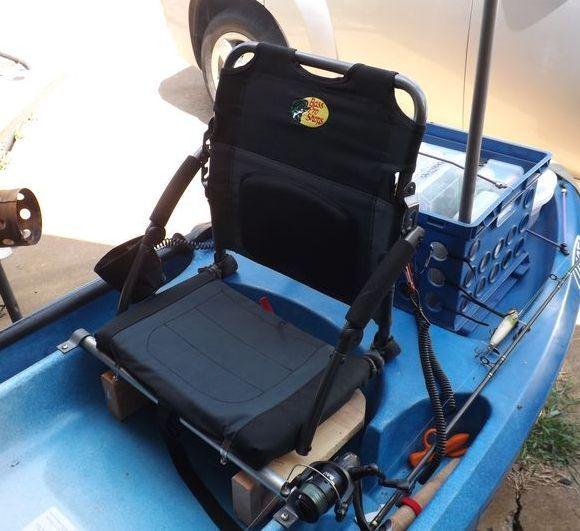 25 best ideas about kayak seats on pinterest kayaks for for Kayak fishing seats