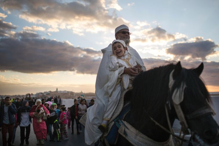 FOX NEWS: AP PHOTOS: Prophet's birth brings color music to Morocco