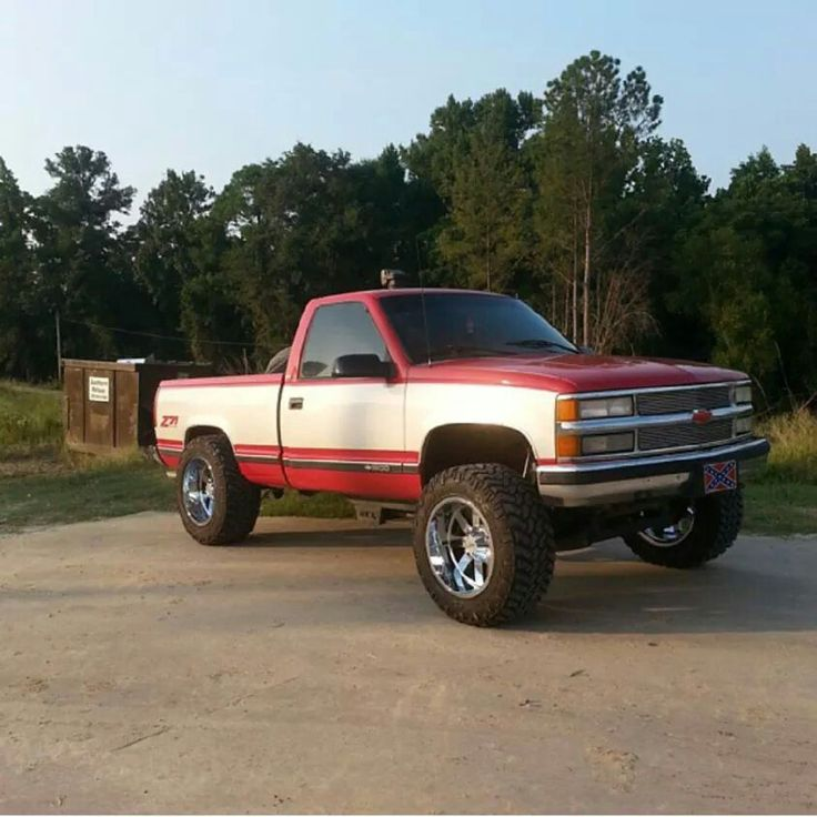 17 Best Images About 1988-1998 Chevys On Pinterest