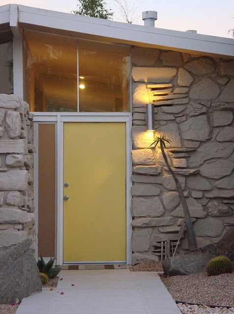 1000 images about mid century porches on pinterest - Mid century modern exterior lighting ...