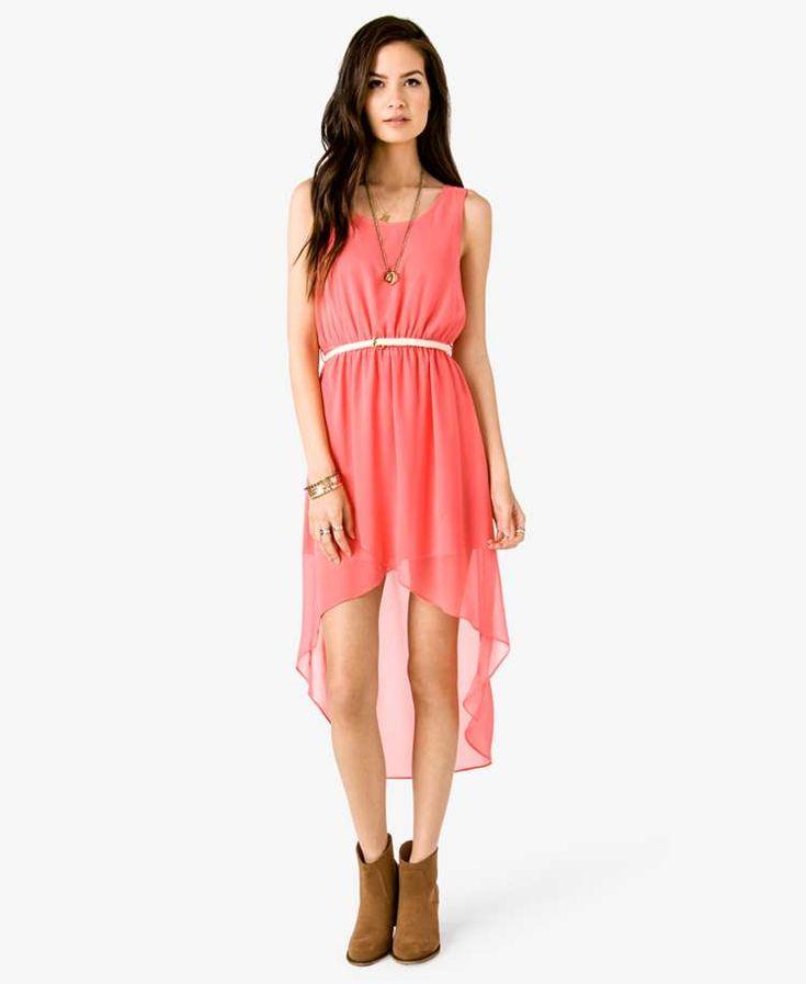 Vestidos cortos de moda casual elegante 2013 color coral  http://vestidoparafiesta.com/vestidos-cortos-de-moda-casual-elegante-2013-color-coral/