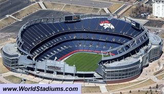 Denver, Colorado: Sports Authority Field at Mile High