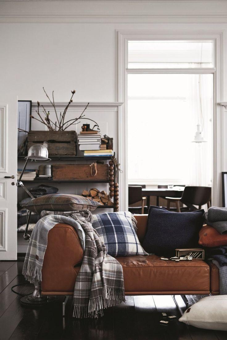 Syksyistä sisustus-inspiraatiota Gantilta + kilpailu | Gant Home - Pupulandia | Lily.fi