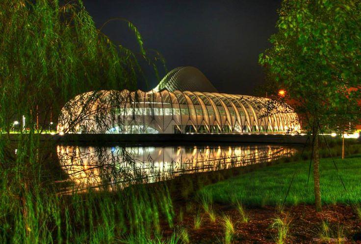 Universidade Politécnica da Flórida   Santiago Calatrava