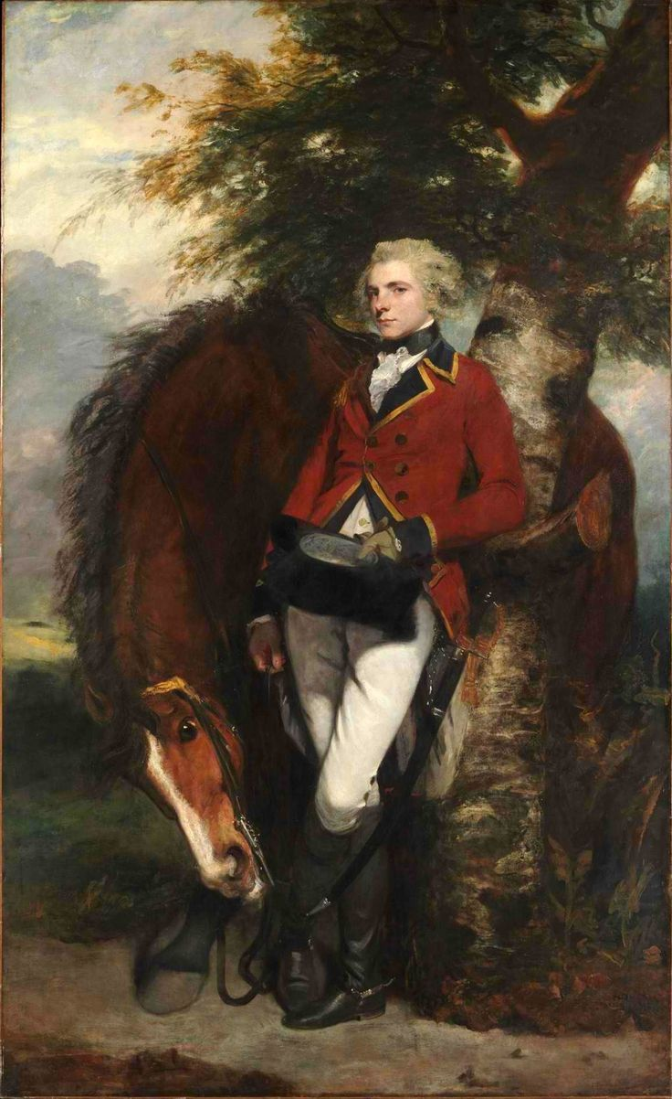 Sir Joshua Reynolds (1723- 1792)    Colonel George K. H. Coussmaker, Grenadier Guards, 1782Captain George, Coussmak, Grenadier Guard, Joshua Reynolds, Art, Metropolitan Museum, Sir Joshua, 18Th Century, Colonel George