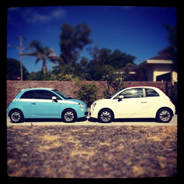 #Love of #Fiat500