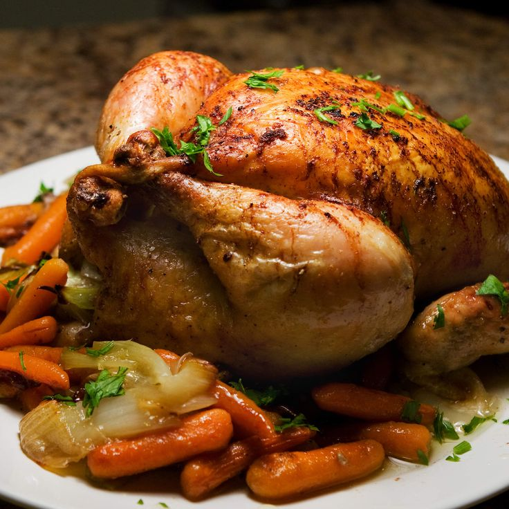 9 Ways to Roast a Whole Chicken in a Slow Cooker