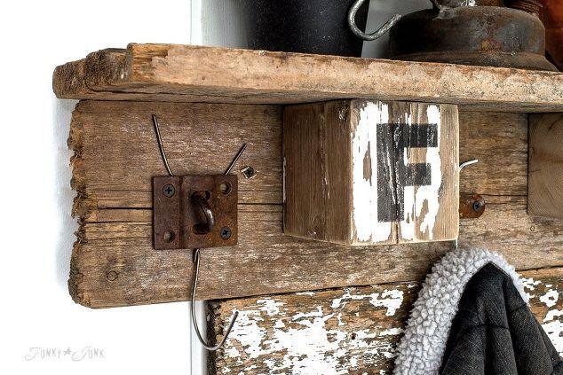 da ganci umili filo ad una mensola intercambiabile cappotto stagione gancio, artigianato, decorazioni per la casa, l'organizzazione, i colori della vernice, pittura, riutilizzo upcycling, mobili rustici, arredamento vacanza di stagione, le idee, le idee scaffalature di stoccaggio, la lavorazione del legno progetti