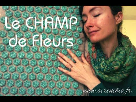 1000 Ideas About Tapis Champ De Fleurs On Pinterest