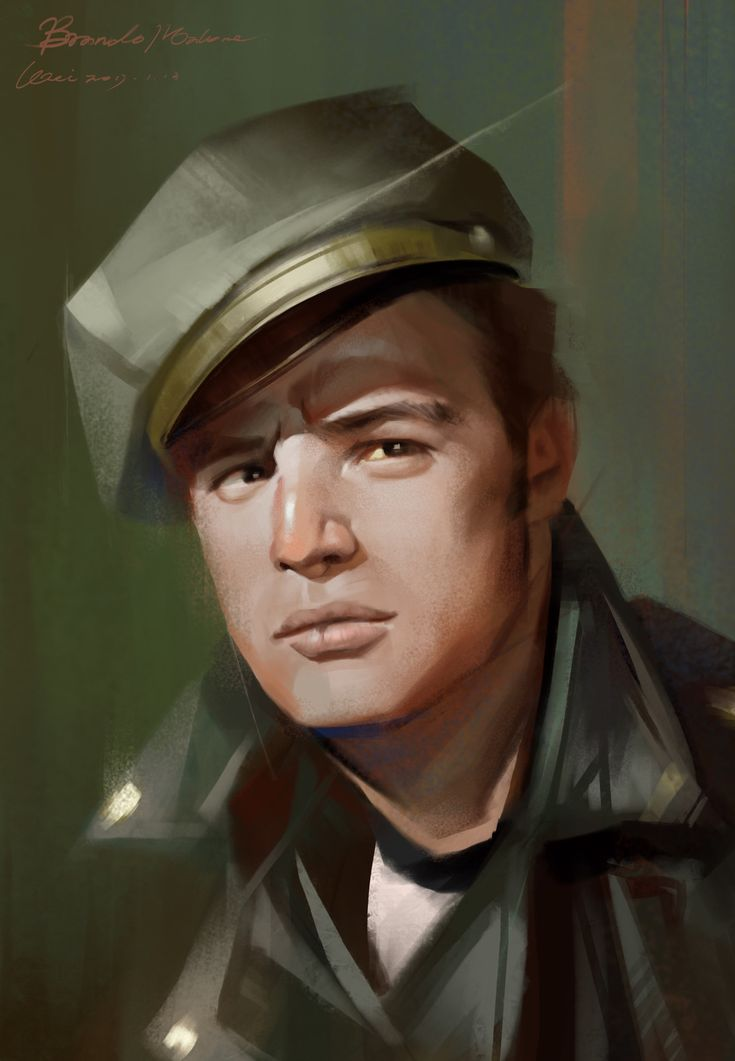 Malone Brando , terry wei on ArtStation at https://www.artstation.com/artwork/ZqGAX