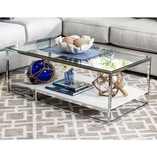 Best 20 Modern glass coffee table ideas on Pinterest Coffee