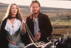 """Trevor Eve and Jane Seymour - """"Jamaica Inn"""" (TV 1985)"""