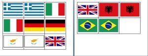 σημαιες: National Cel, 28 Οκτ, 28Η Οκτωβριου, Ευρώπη Τ4Ε