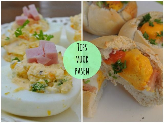 8x tips voor Pasen - Lekker en Simpel