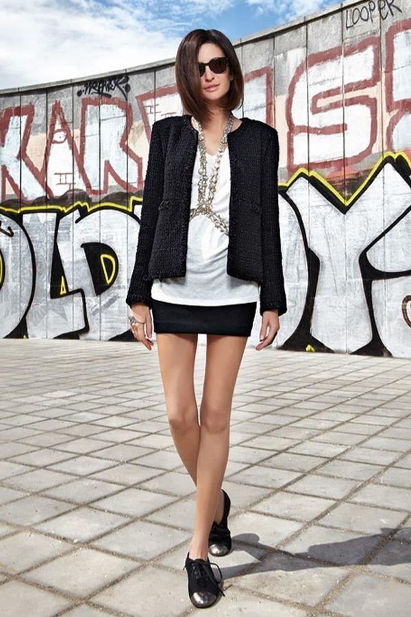 Как выбрать и с чем носить твидовый пиджак