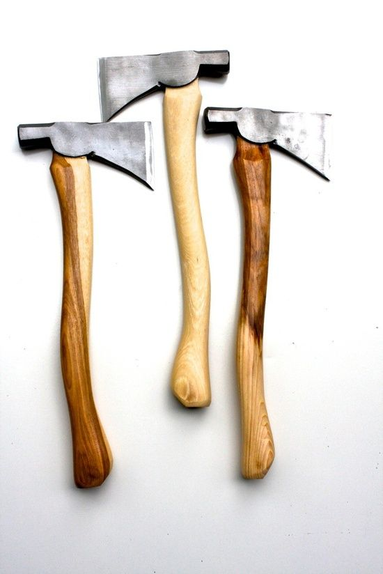 Hardcore hatchet. American Made.