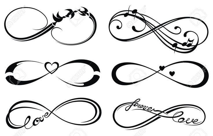 Amour Infini, Toujours Symbole Clip Art Libres De Droits ... Plus
