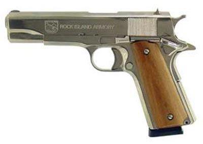 Armscor Rock Island 1911 45 ACP-my first handgun that I'm going to buy