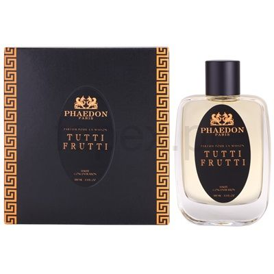 Phaedon Tutti Frutti, aromatizador de ambiente e de roupa 100 ml | fapex.pt