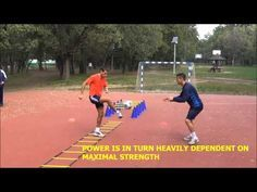 Power, Agility & Coordination for Football (Part2)