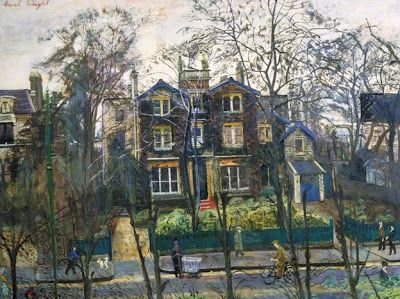 "Carel Weight, ""I Live Here"" (c. 1953-1954)"
