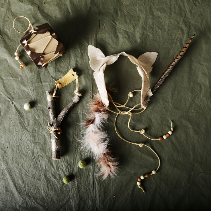 Kith & Kin: Neverland, Lost Boys - Melanie Haroldson - Design, Illustration and Art Direction