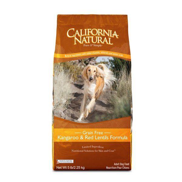 California Kangaroo Dog Food