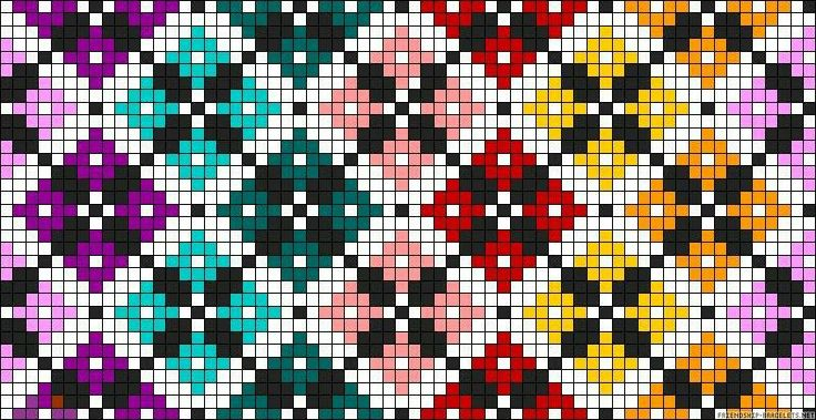 Pin by Connie Agena on Bead work Cross stitch patterns