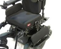 Axial Thigh Support Hardware   Spex Seating