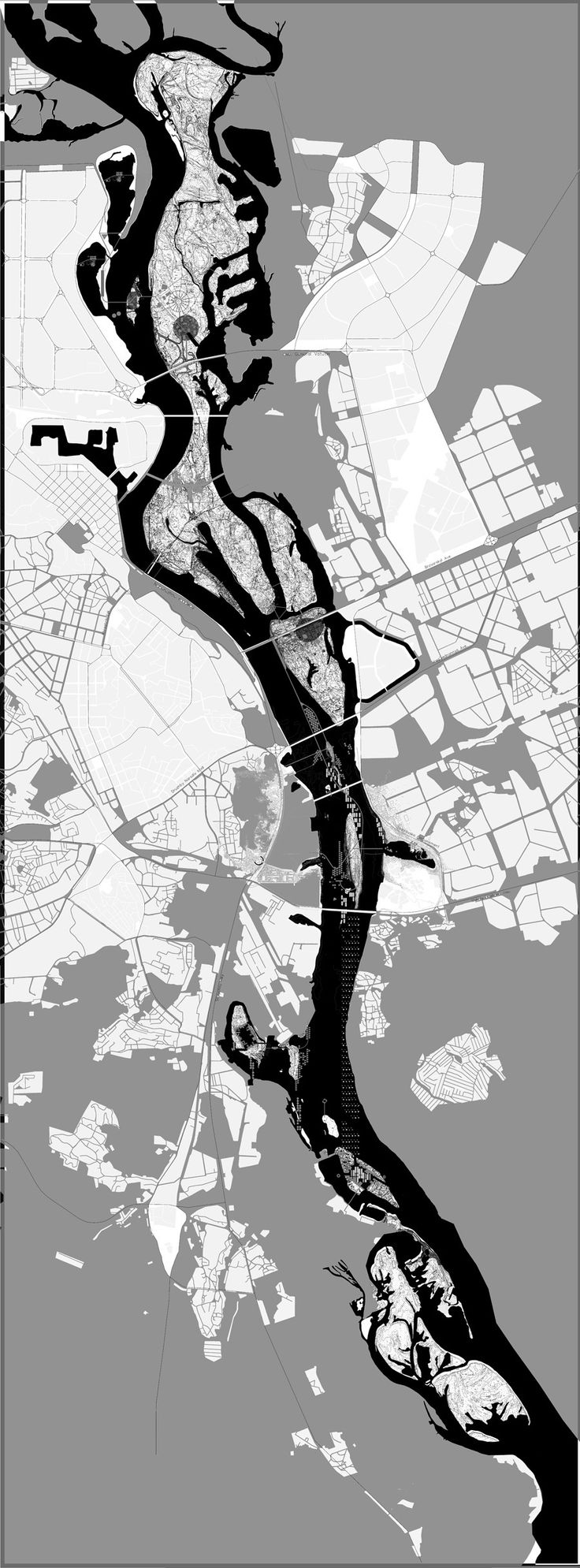Tactical Archipelago    Shortlisted entry for the Kyiv Islands master plan and concept for the preservation of the islands.  LCLA office is an Architecture studio and international research platform based in Medellín and Cambridge.