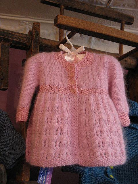 Ravelry: cricklewoodknits' Vintage Matinee Coat