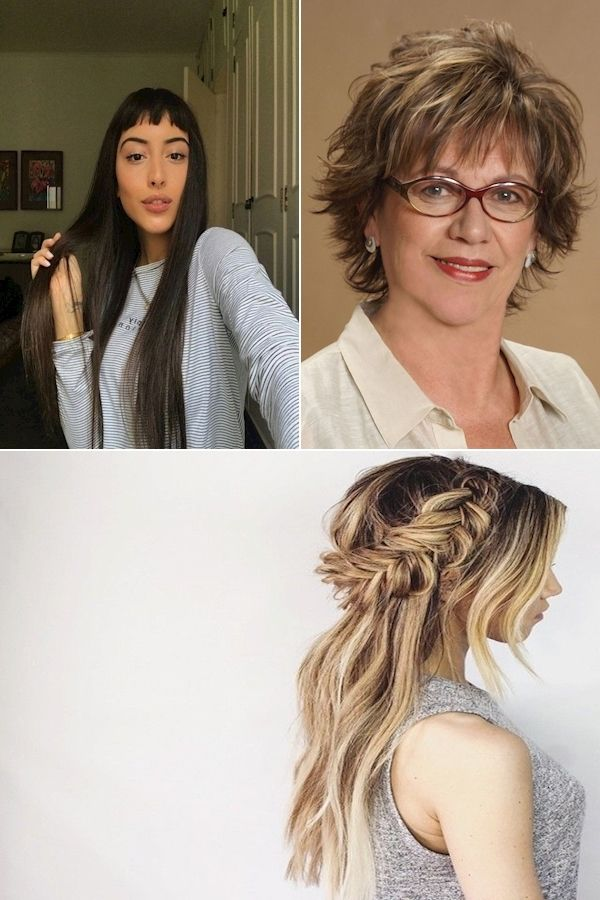 Party Hairstyles For Straight Hair | The Best Straight ...