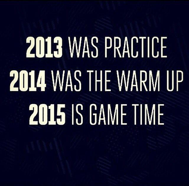 This is my year!!!!! #Godsgotthis #truetrue